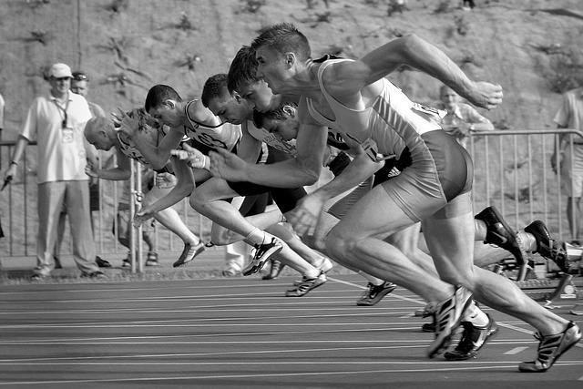závody v běhu