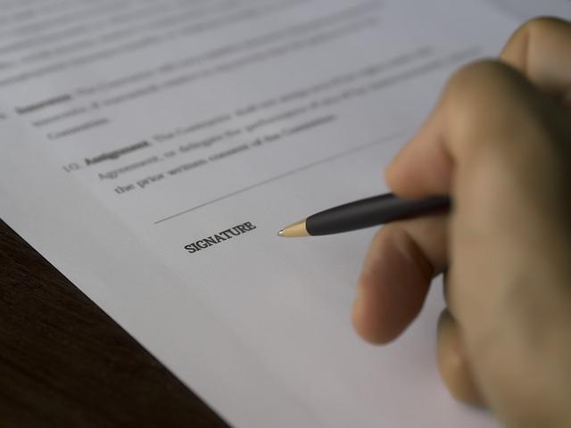 obchodní dokument