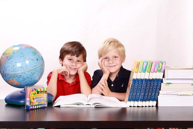 vzdělávání, chlapci