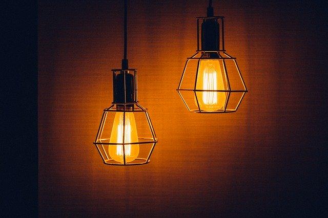 Rozsvícená světla